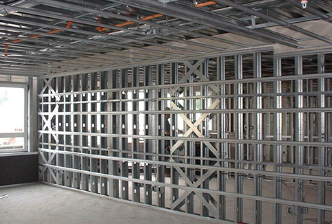 Interior-Non-Structural-Metal-Framing